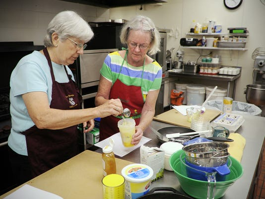 Cooking classes offer fresh recipes