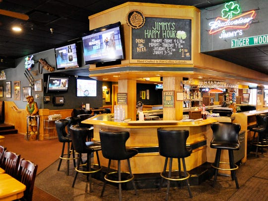 Jimmy's Pourhouse in Sauk Rapids.