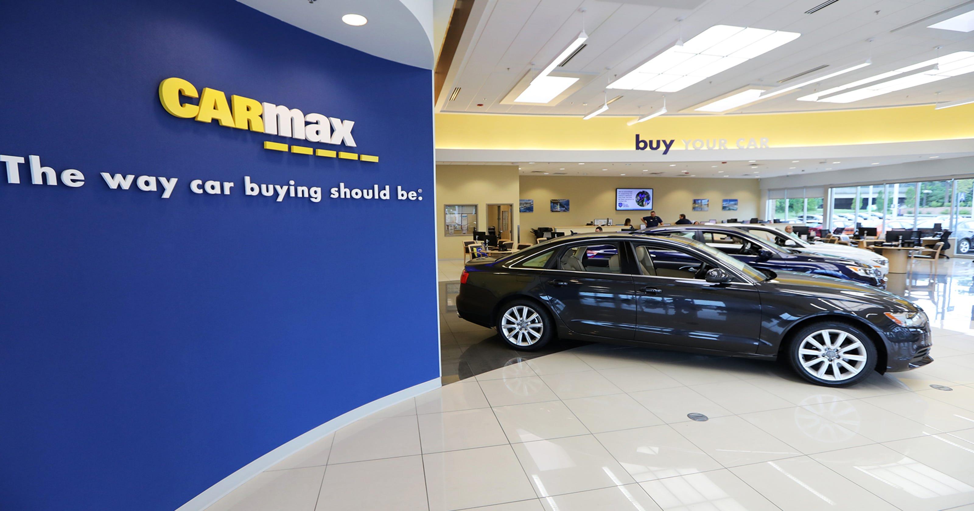 carmax still facing roadblocks in its bid to open in paramus