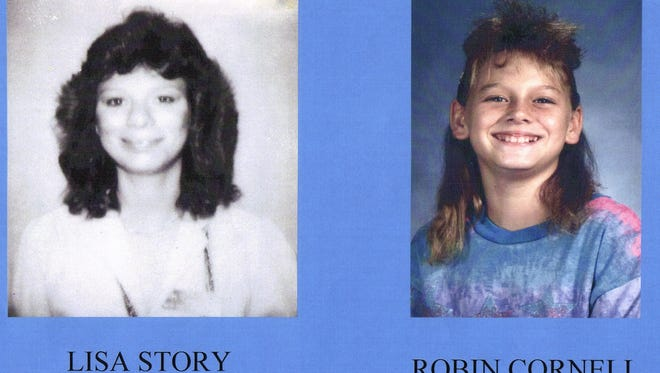 Lisa Story and Robin Cornell were murdered in Cape Coral in 1990.