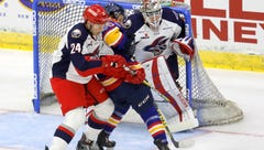 Jackals take home opener with late goal