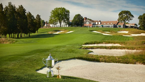 Bethpage Black is preparing to host the 2019 PGA Championship in the spring.