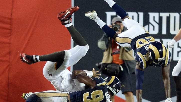 Fisher praises Rams' dominant D-line after 2-1 start