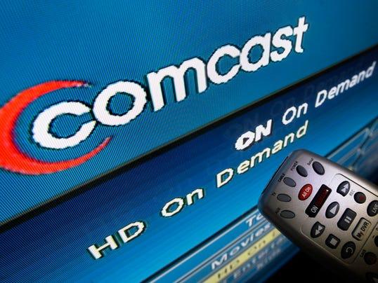AP Netflix-Comcast Q&A
