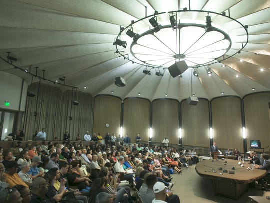 On June 21, 2017,  the Phoenix City Council voted 7-2 to ask the state-run pension system to allow the city to prolong its payments.