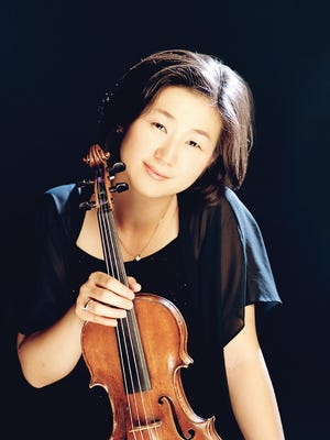 Kangwon Kim is concertmaster of the Madison Bach Musicians, which canceled their two free concerts in Door County this weekend because of the impending winter storm.