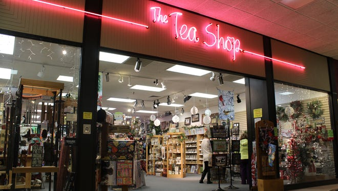 The owners have announced The Tea Shop in Rapids Mall will close.