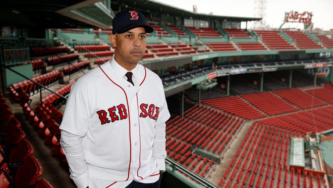 Rookie manager Alex Cora takes over a team that won 93 games in 2017.