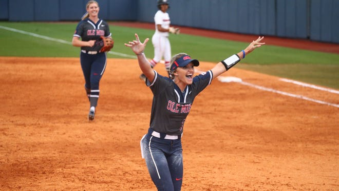 Kaitlin Lee and her Ole Miss teammates will return to the NCAA Tournament after an up-and-down season.
