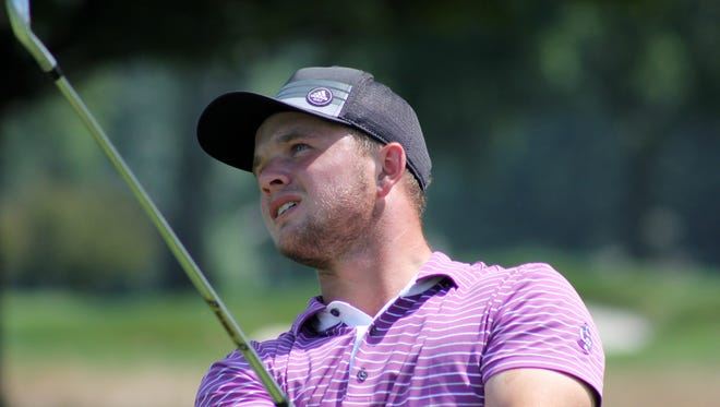 After finishing second last year, Beau Breault of Hartland became the second Livingston County golfer to win the Michigan Amateur.