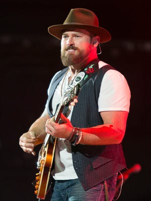The Zac Brown Band performs in Glendale.
