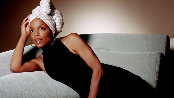 Nnenna Freelon's compelling jazz performance hits the Diana Wortham Theatre Oct. 8.