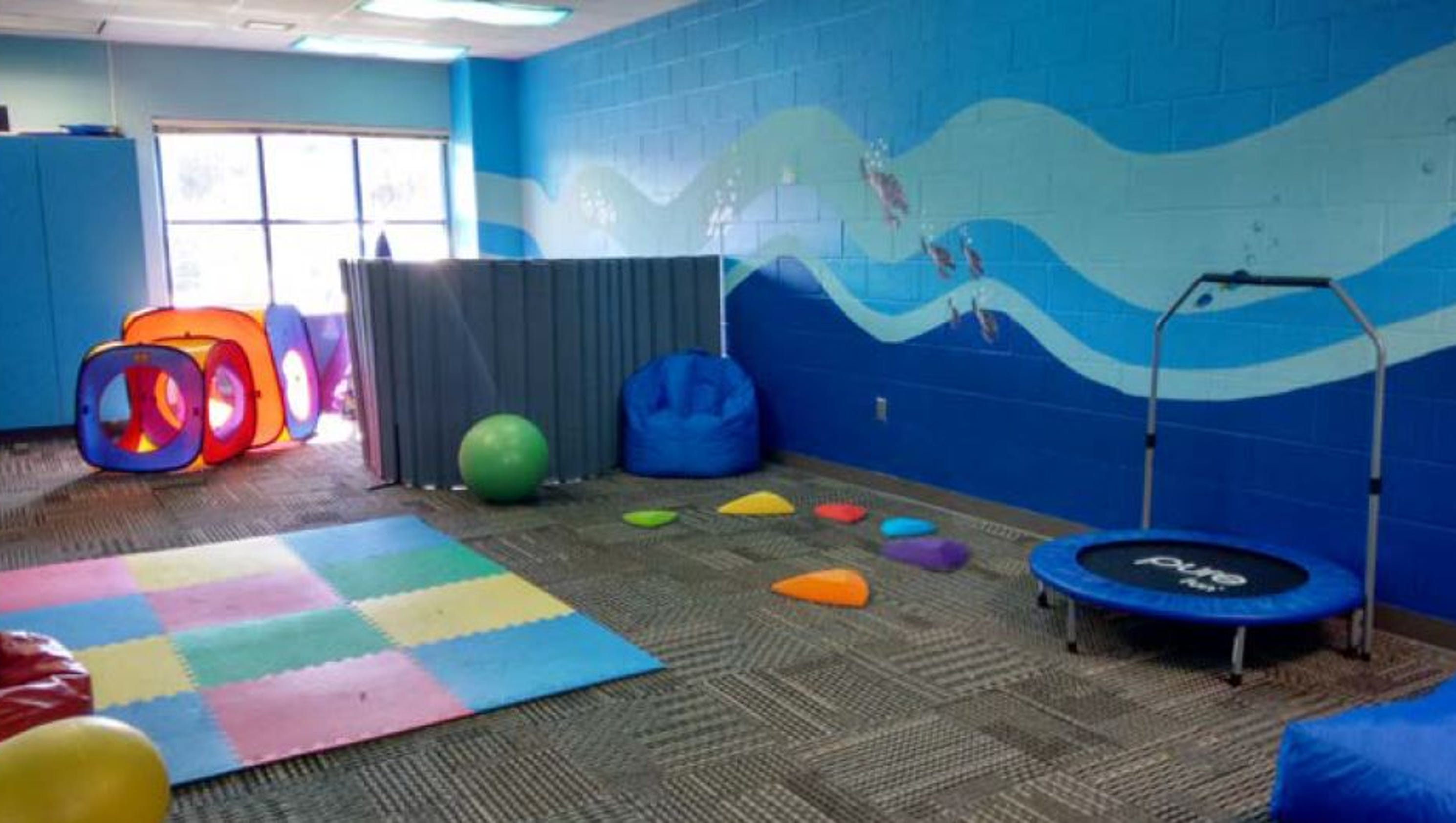 Tropic isles gifted sensory room for kids with autism for Rooms to go kids fort myers
