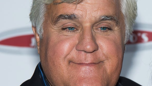 Jay Leno will provide the laughs at the annual Laughing