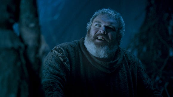 George R.R. Martin is the one who did that to Hodor,