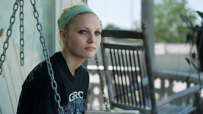 """Daisy Coleman was the subject of the Netflix documentary """"Audrie & Daisy."""""""