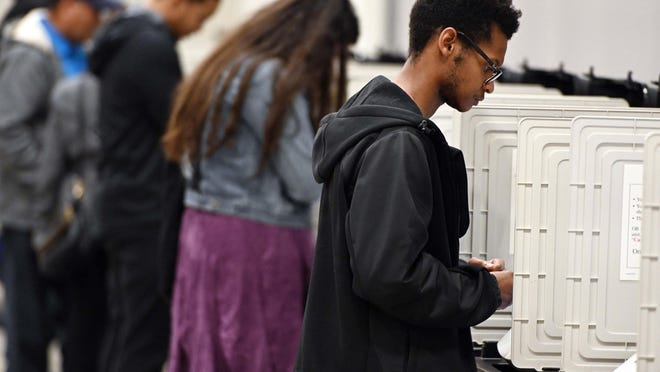 Georgia voters turned out in record numbers to cast ballots in the 2020 elections.