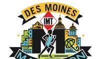Des Moines Marathon logo