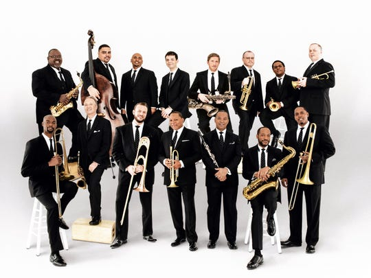 Led by trumpeter Wynton Marsalis, the Jazz at Lincoln