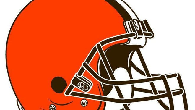 The new 2015 logo for the Cleveland Browns.