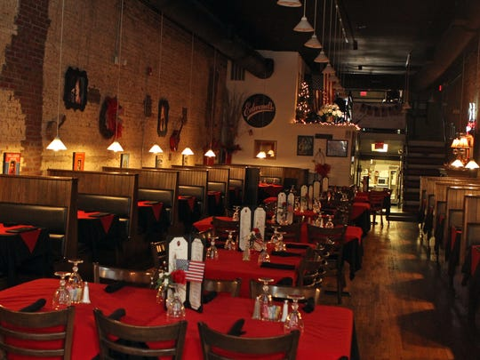 Edward's Steakhouse on Franklin Street will be offering