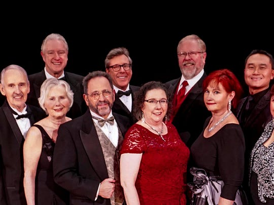"Starlight Dinner Theatre will present ""Red Carpet Melodies"""