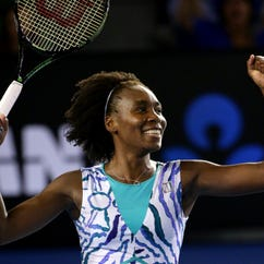 Day 8 at the Australian Open