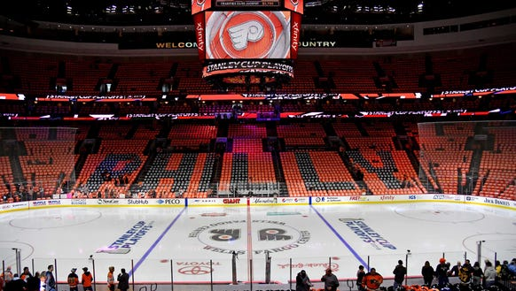 The Flyers lost home-ice advantage by a Game 3 defeat,