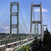 Tacoma Narrows Bridge bills could delay toll increases