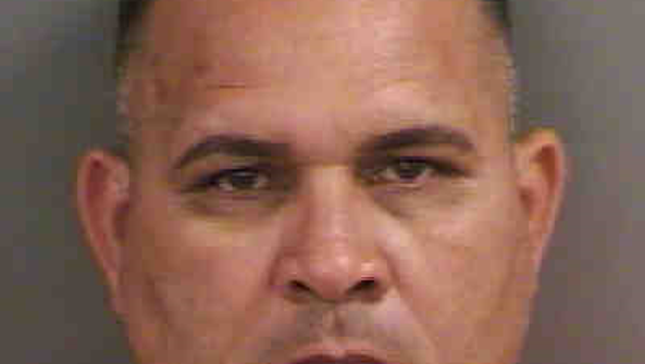 Luis Padin in custody of Collier County Sheriff Office.