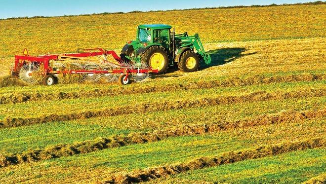 Farmland values