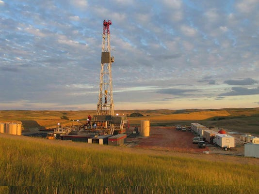 4 Drilling for oil in eastern Montana
