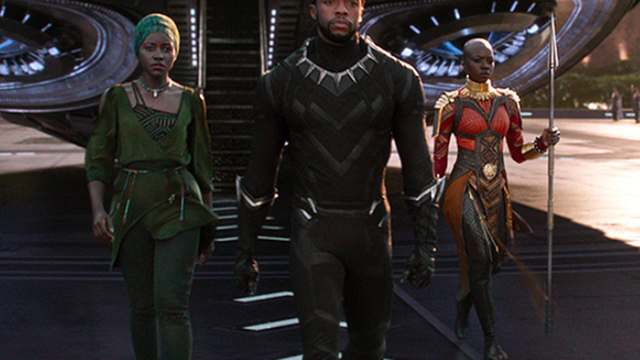 Black Panther stays king at box office