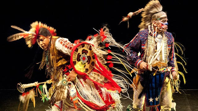 The Middlesex County Office of Culture and Heritage and the Folklife Program for New Jersey welcomes the Thunderbird American Indian Dancers for a free performance at 7 p.m. Friday, Feb. 26, of traditional dance and music, representing  tribal groups found throughout the United States. The performance will be presented at the Crossroads Theatre, 7 Livingston Ave. in New Brunswick. The Thunderbird American Indian Dancers are an intertribal ensemble that preserves and perpetuates the songs and dances of their community. Since 1963, the dancers and their artistic director, Louis Mofsie, have presented dances and songs that reflect the variety of American Indian cultures, regions and traditions. While this is a free program, registration is required by calling 732-745-4489. Persons with hearing disabilities may call 732-745-3888 (TTY users only) or 711, the New Jersey Relay System. In case of inclement weather, call 732-296-8966. Funding for this program is provided in part by the Middlesex County Board of Chosen Freeholders, the Folklife Program for New Jersey, and the New Jersey State Council on the Arts/Department of State, a Partner Agency of the National Endowment for the Arts.