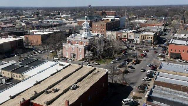Downtown Murfreesboro