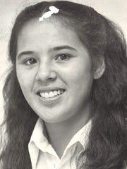 Tina CruzSport: VolleyballSchool: Notre Dame High