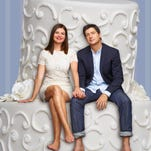Annie (Casey Wilson) and Jake (Ken Marino) can't seem to pull off the right marriage proposal.