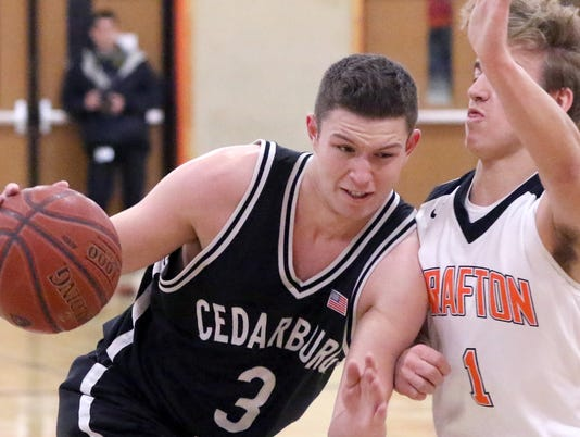 Cedarburg Boys Basketball