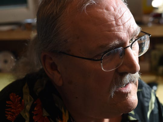 Bob Ketchum says he refuses treatment for his stage IV melanoma cancer to avoid suffering side effects from the medicine that may, or may not, prolong his life by a few months.