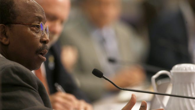 Tallahassee City Commissioner Curtis Richardson wants to discuss the raises given to top level city employees this year.