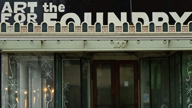 The Foundry is located at the corner of Queen and South Main streets, Chambersburg.