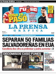 La Prensa Gráfica de El Salvador