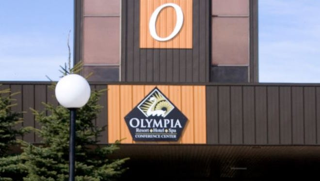 Olympia Resort, which closed last January, was listed as a defendant in a foreclosure of mortgage lawsuit filed Aug. 23.