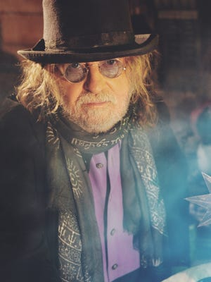 Texas singer-songwriter Ray Wylie Hubbard.