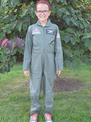 Alexandriya Brake of Clyde had an out-of-this-world summer vacation at Space Camp this summer.