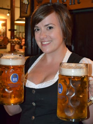 Hofbrauhaus in Newport will host Beyond the Stripes for the 2016-17 season.
