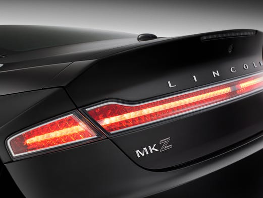 Lincoln three new top-level Black Label versions of the MKZ get more upscale interiors. Other than the three exclusive paint colors, the only outside cue is the differentm blacked-out Z in the badge. The three cars have trim and color schemes built on the themes Indulgence, Center Stage and Modern Heritage