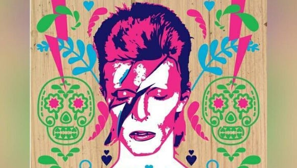 Bowie Feathers, 209 S. El Paso St, will host a David