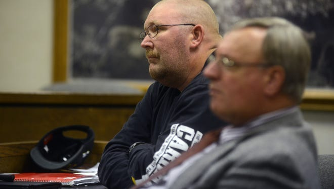Darin Welker, 36, of West Lafayette, Ohio, was found guilty of violating a city ordinance prohibiting citizens from keeping ducks within city limits Oct. 29, 2014, in Coshocton County Municipal Court.