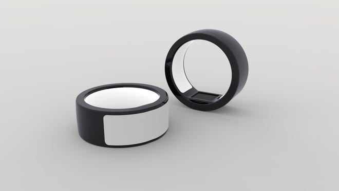 Token is a wearable device giving users keyless and cardless access to passwords.